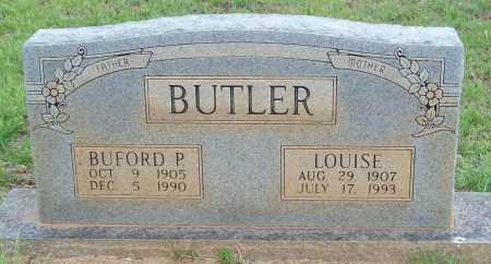 BUTLER, BUFORD P. - Logan County, Arkansas | BUFORD P. BUTLER - Arkansas Gravestone Photos