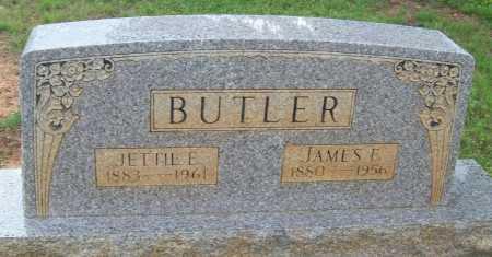 BUTLER, JAMES F. - Logan County, Arkansas | JAMES F. BUTLER - Arkansas Gravestone Photos