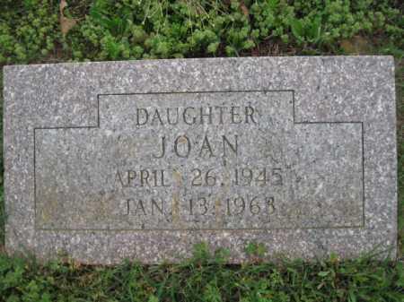 BUTLER, JOAN - Logan County, Arkansas | JOAN BUTLER - Arkansas Gravestone Photos