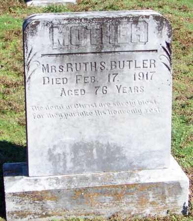 BUTLER, RUTH S - Logan County, Arkansas | RUTH S BUTLER - Arkansas Gravestone Photos
