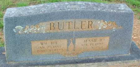 BUTLER, JESSIE B. - Logan County, Arkansas | JESSIE B. BUTLER - Arkansas Gravestone Photos