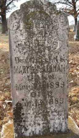 CALLAHAN, MYRTLE??  E - Logan County, Arkansas   MYRTLE??  E CALLAHAN - Arkansas Gravestone Photos