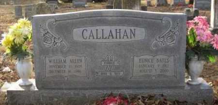 BATES CALLAHAN, EUNICE - Logan County, Arkansas | EUNICE BATES CALLAHAN - Arkansas Gravestone Photos