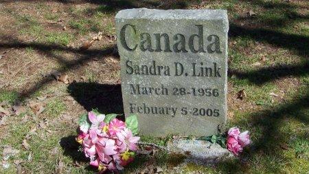 CANADA, SANDRA DARLENE - Logan County, Arkansas   SANDRA DARLENE CANADA - Arkansas Gravestone Photos