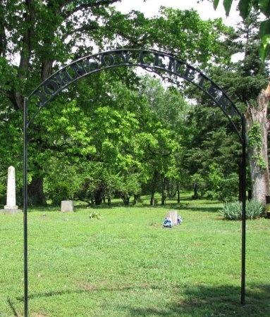 *CEMETERY ENTRANCE,  - Logan County, Arkansas |  *CEMETERY ENTRANCE - Arkansas Gravestone Photos
