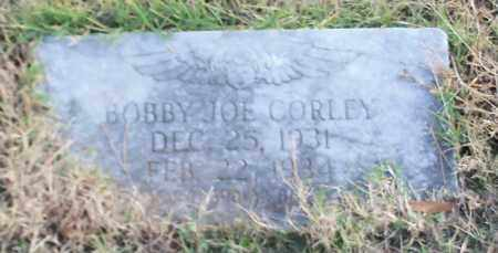 CORLEY, BOBBY JOE - Logan County, Arkansas | BOBBY JOE CORLEY - Arkansas Gravestone Photos