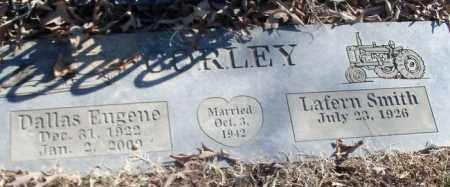 CORLEY, DALLAS EUGENE - Logan County, Arkansas | DALLAS EUGENE CORLEY - Arkansas Gravestone Photos