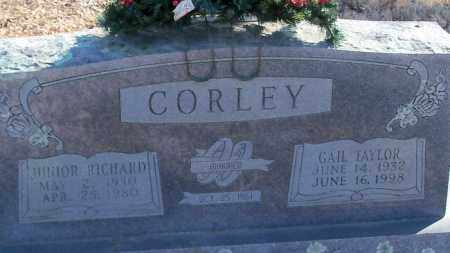 CORLEY, GAIL - Logan County, Arkansas | GAIL CORLEY - Arkansas Gravestone Photos