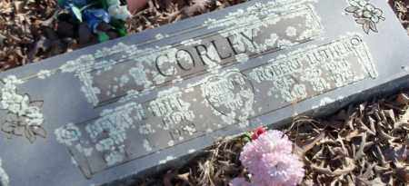 CORLEY, REVA ETHEL - Logan County, Arkansas | REVA ETHEL CORLEY - Arkansas Gravestone Photos