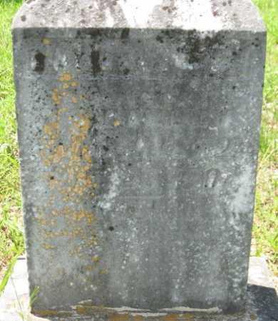 CORLEY, ELIZABETH ? - Logan County, Arkansas | ELIZABETH ? CORLEY - Arkansas Gravestone Photos