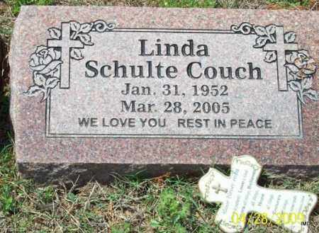 COUCH, LINDA - Logan County, Arkansas | LINDA COUCH - Arkansas Gravestone Photos