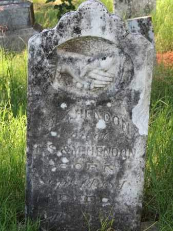 HENDON, J J - Logan County, Arkansas | J J HENDON - Arkansas Gravestone Photos