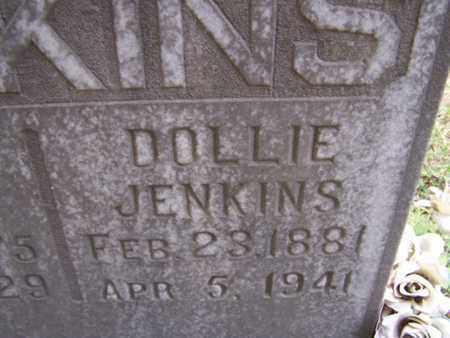 JENKINS, DOLLIE - Logan County, Arkansas | DOLLIE JENKINS - Arkansas Gravestone Photos