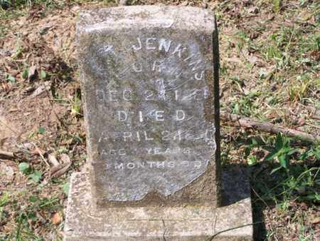JENKINS, R T - Logan County, Arkansas | R T JENKINS - Arkansas Gravestone Photos