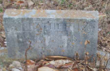 LASATER, A R - Logan County, Arkansas | A R LASATER - Arkansas Gravestone Photos