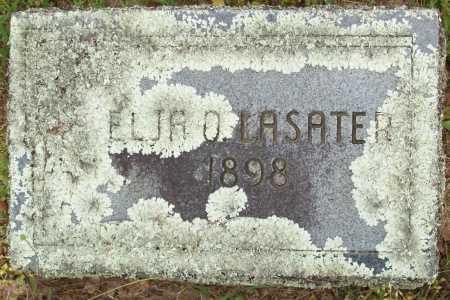 LASATER, ELJA O. - Logan County, Arkansas | ELJA O. LASATER - Arkansas Gravestone Photos