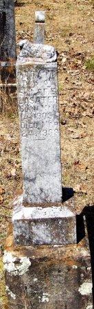 LASATER, MARY M - Logan County, Arkansas   MARY M LASATER - Arkansas Gravestone Photos