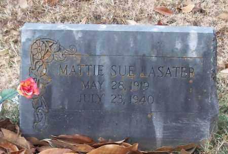 LASATER, MATTIE SUE - Logan County, Arkansas | MATTIE SUE LASATER - Arkansas Gravestone Photos
