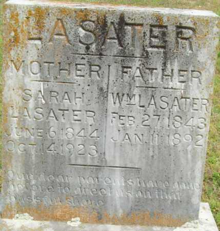 LASATER, SARAH - Logan County, Arkansas   SARAH LASATER - Arkansas Gravestone Photos