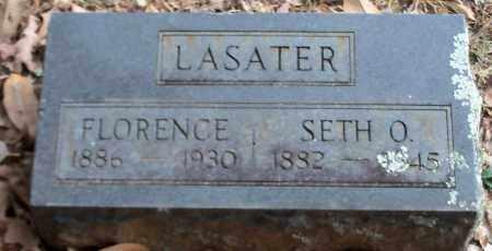 LASATER, SETH O - Logan County, Arkansas   SETH O LASATER - Arkansas Gravestone Photos