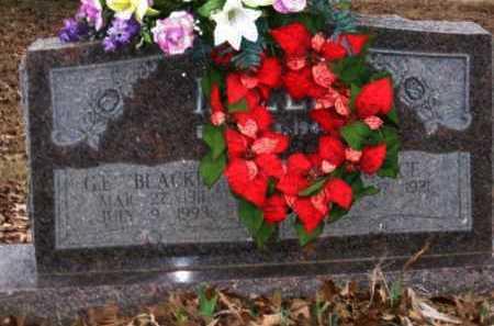 "MILLS, G.E. ""BLACKIE"" - Logan County, Arkansas | G.E. ""BLACKIE"" MILLS - Arkansas Gravestone Photos"