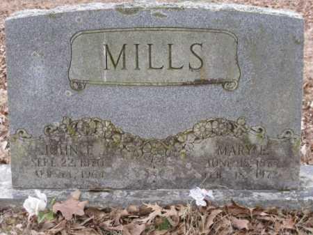 MILLS, MARY E - Logan County, Arkansas   MARY E MILLS - Arkansas Gravestone Photos