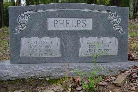 FAULKINBURY PHELPS, ZELMA TORA - Logan County, Arkansas | ZELMA TORA FAULKINBURY PHELPS - Arkansas Gravestone Photos