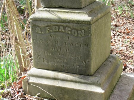 RAGON, ALEX F. (CLOSE UP) - Logan County, Arkansas | ALEX F. (CLOSE UP) RAGON - Arkansas Gravestone Photos