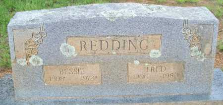 REDDING, FRED - Logan County, Arkansas | FRED REDDING - Arkansas Gravestone Photos