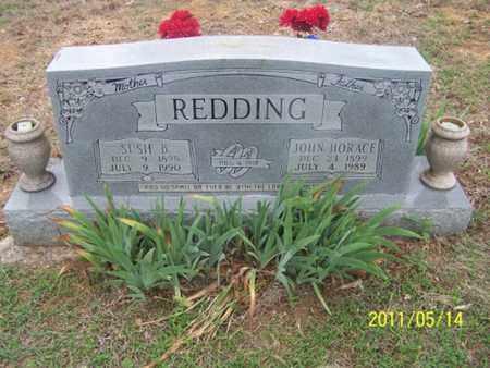 REDDING, SUSIE B - Logan County, Arkansas   SUSIE B REDDING - Arkansas Gravestone Photos