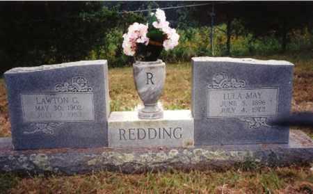 REDDING, LAWTON GALE - Logan County, Arkansas | LAWTON GALE REDDING - Arkansas Gravestone Photos