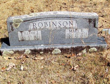 LIPE ROBINSON, MARY EVELYN - Logan County, Arkansas   MARY EVELYN LIPE ROBINSON - Arkansas Gravestone Photos