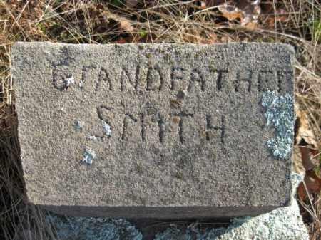 SMITH, UNKNOWN - Logan County, Arkansas   UNKNOWN SMITH - Arkansas Gravestone Photos