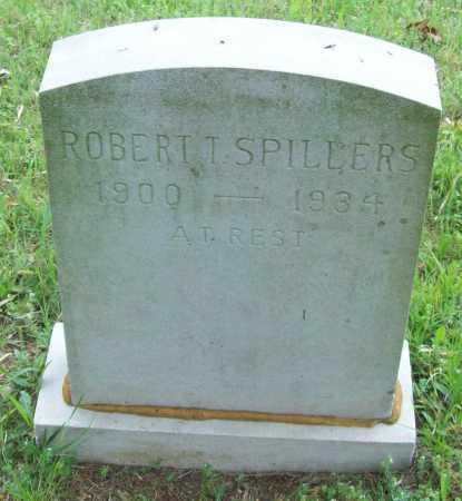 SPILLERS, ROBERT T - Logan County, Arkansas | ROBERT T SPILLERS - Arkansas Gravestone Photos