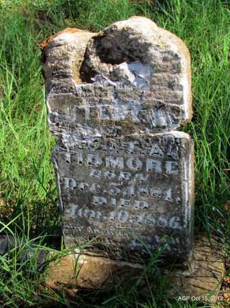 TIDMORE, LUTE - Logan County, Arkansas   LUTE TIDMORE - Arkansas Gravestone Photos