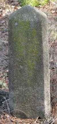 UNKNOWN, UNREADABLE - Logan County, Arkansas | UNREADABLE UNKNOWN - Arkansas Gravestone Photos