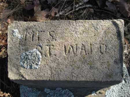 WARD, R T, MRS - Logan County, Arkansas | R T, MRS WARD - Arkansas Gravestone Photos
