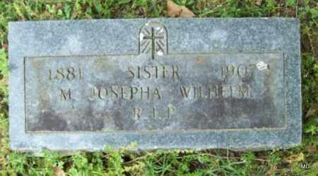 WILHELM, SISTER M JOSEPHA - Logan County, Arkansas | SISTER M JOSEPHA WILHELM - Arkansas Gravestone Photos