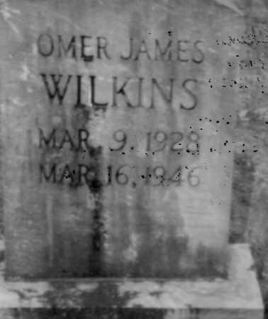WILKINS, OMER - Logan County, Arkansas | OMER WILKINS - Arkansas Gravestone Photos