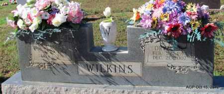 WILKINS, OLA IRENE - Logan County, Arkansas | OLA IRENE WILKINS - Arkansas Gravestone Photos