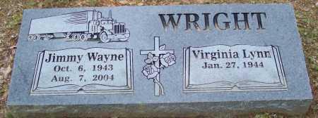 WRIGHT, JIMMY WAYNE - Logan County, Arkansas | JIMMY WAYNE WRIGHT - Arkansas Gravestone Photos