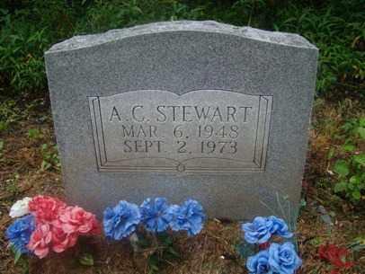 STEWART, A C - Lonoke County, Arkansas   A C STEWART - Arkansas Gravestone Photos