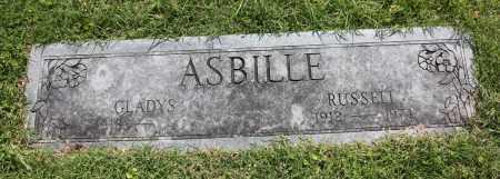ASBILLE, GLADYS - Lonoke County, Arkansas | GLADYS ASBILLE - Arkansas Gravestone Photos