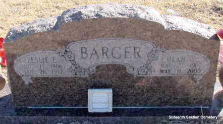BARGER, ULAH VERA - Lonoke County, Arkansas   ULAH VERA BARGER - Arkansas Gravestone Photos