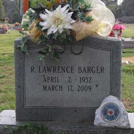 BARGER, R LAWRENCE - Lonoke County, Arkansas   R LAWRENCE BARGER - Arkansas Gravestone Photos