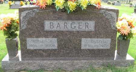 BARGER, J DARRELL - Lonoke County, Arkansas | J DARRELL BARGER - Arkansas Gravestone Photos