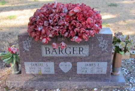 BARGER, SAMUEL S - Lonoke County, Arkansas | SAMUEL S BARGER - Arkansas Gravestone Photos