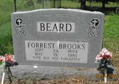 BEARD, FORREST BROOKS - Lonoke County, Arkansas   FORREST BROOKS BEARD - Arkansas Gravestone Photos