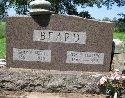 BEARD, JOSEPH CLARENCE - Lonoke County, Arkansas | JOSEPH CLARENCE BEARD - Arkansas Gravestone Photos
