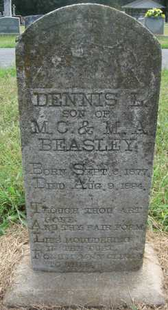 BEASLEY, DENNIS L - Lonoke County, Arkansas | DENNIS L BEASLEY - Arkansas Gravestone Photos